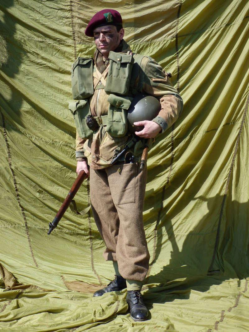 [Royaume-Uni] Lance-corporal de Bren Group, Glider du Royal Ulster Rifles Regiment, Allemagne (Mars 1945) P1040116