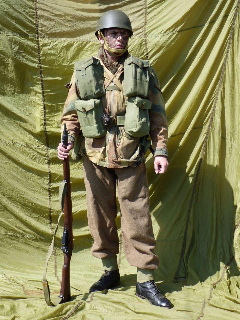 [Royaume-Uni] Lance-corporal de Bren Group, Glider du Royal Ulster Rifles Regiment, Allemagne (Mars 1945) P1040117