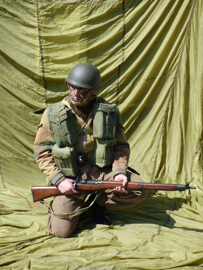 [Royaume-Uni] Lance-corporal de Bren Group, Glider du Royal Ulster Rifles Regiment, Allemagne (Mars 1945) P1040119