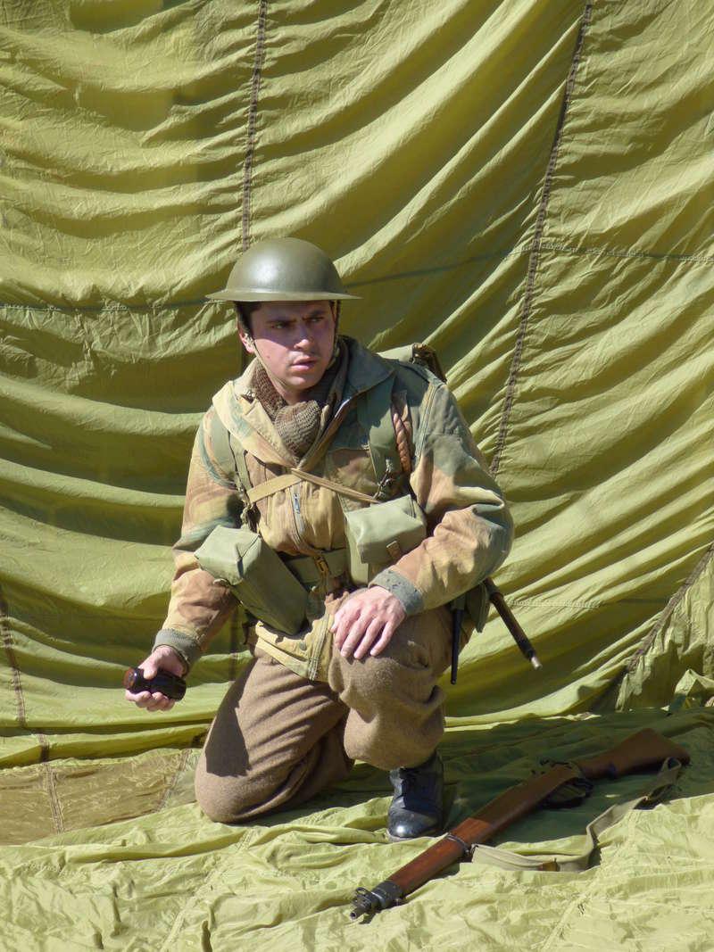 [France] Matelot du N°4 Commando, 1er BFMC, pendant la prise de Flessingue, Hollande (1er Novembre 1944) P1040311