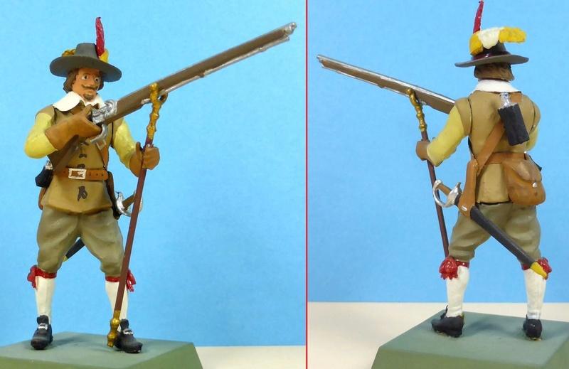 "[Historex & Tamiya] Les figurines du ""petit Luc en culottes courtes"" Lsfig012"