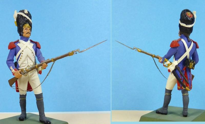 "[Historex & Tamiya] Les figurines du ""petit Luc en culottes courtes"" Lsfig014"