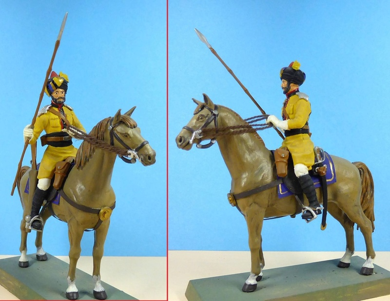 "[Historex & Tamiya] Les figurines du ""petit Luc en culottes courtes"" Lsfig015"