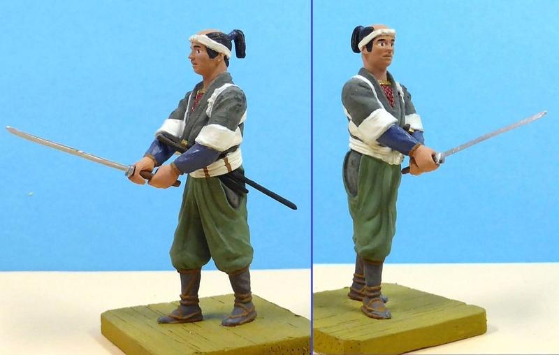 "[Historex & Tamiya] Les figurines du ""petit Luc en culottes courtes"" Lsfig016"
