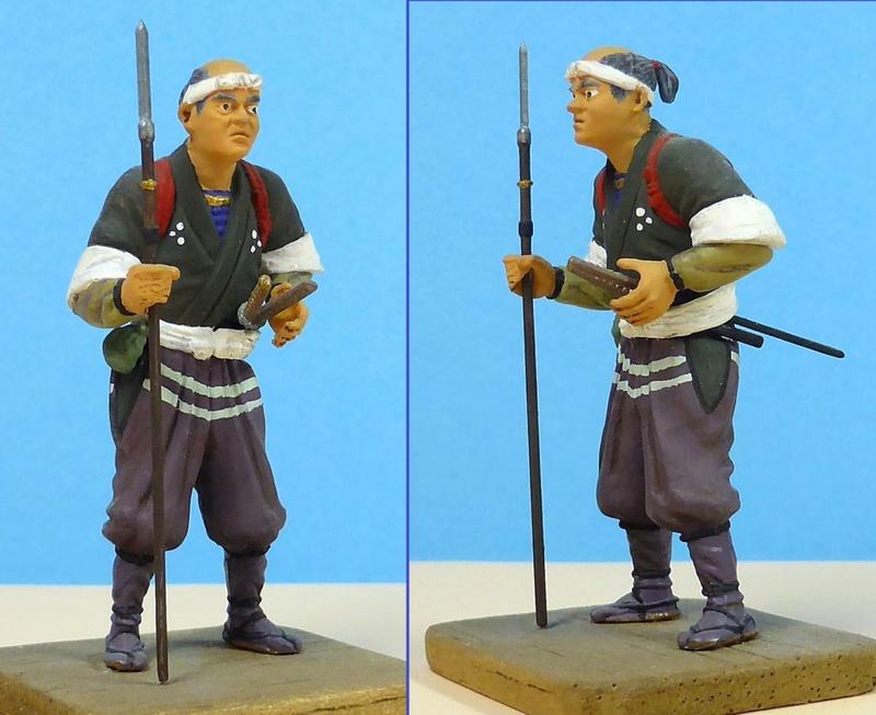 "[Historex & Tamiya] Les figurines du ""petit Luc en culottes courtes"" Lsfig018"