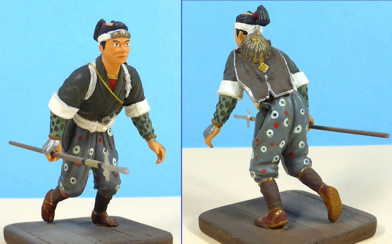 "[Historex & Tamiya] Les figurines du ""petit Luc en culottes courtes"" Lsfig110"