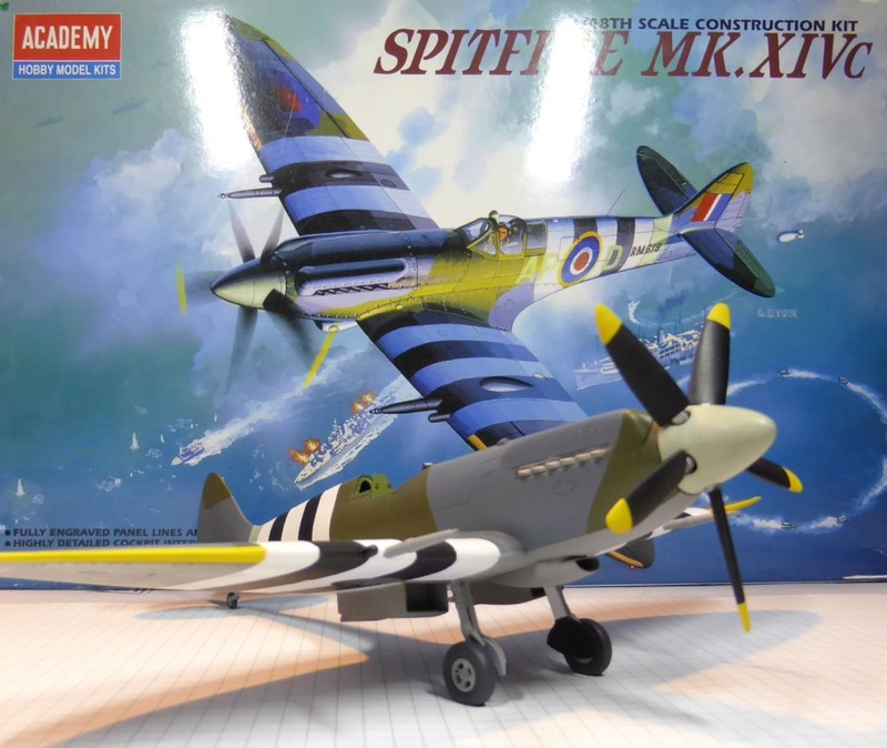 [ACADEMY] Spitfire Mk XIVc 1/48 - Page 3 Smk14c36