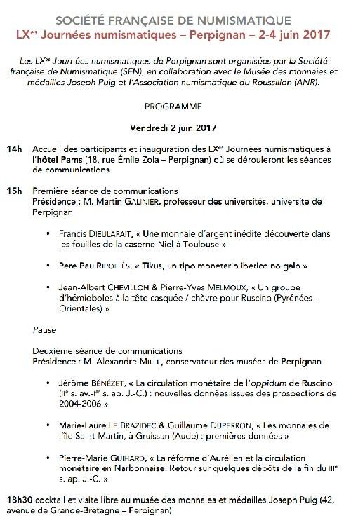 LXes journées numismatiques - Perpignan - 2 au 4 juin 2017 Screen15