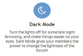 How to use this Forum Dark_m10
