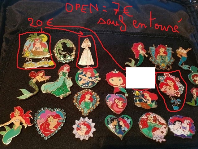 [Vente - Recherche] pin's disney / pin trading  (TOPIC UNIQUE) - Page 16 17690910