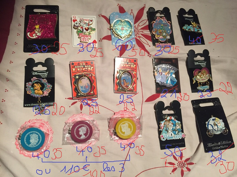 [Vente - Recherche] pin's disney / pin trading  (TOPIC UNIQUE) - Page 16 Img_0512