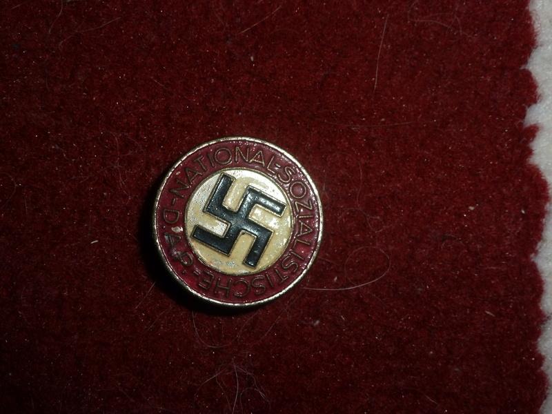 Insigne NSDAP Insign10