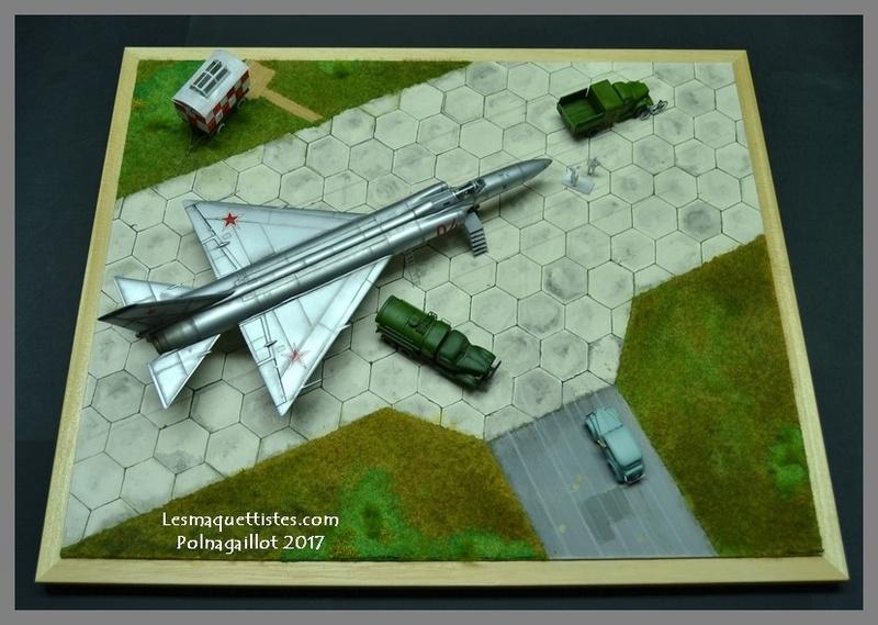 Lavochkin LA  250 Anaconda. Le diorama - Page 6 002_8014