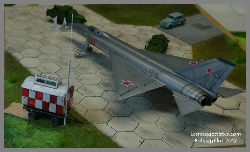 Lavochkin LA  250 Anaconda. Le diorama - Page 6 005_8018