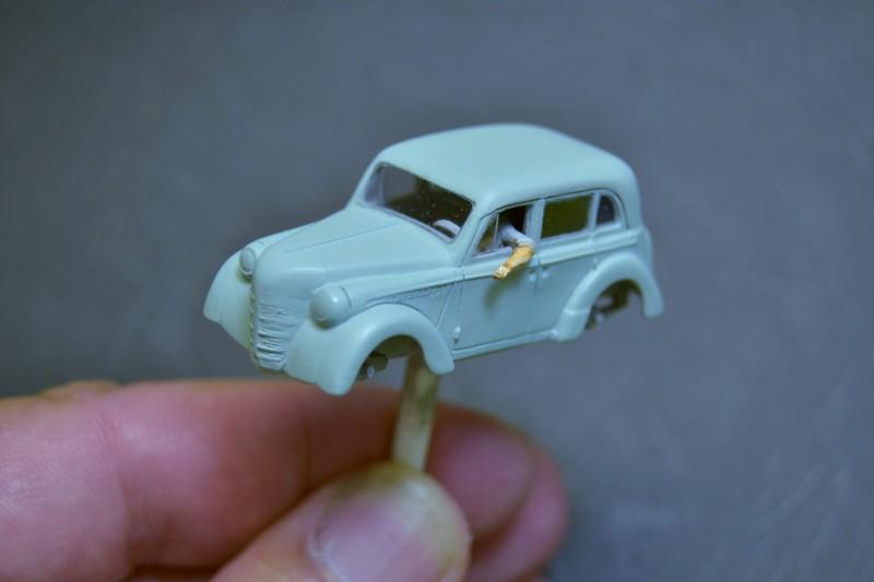 """Ford """"Fordor"""" US Army Staff car model 1942 (1.72 ACE) 008_8020"""