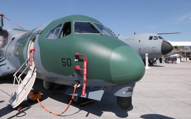 Airbus & space defense - option d'avions pour le Canada. C295-b10