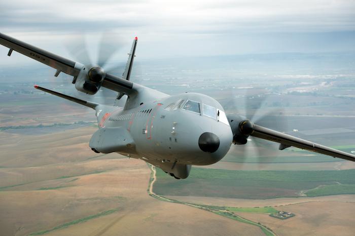 Le Kazakstan commande deux avions supplémentaires C295-k10