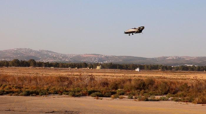 Drone du futur - a usage militaire Cormor11