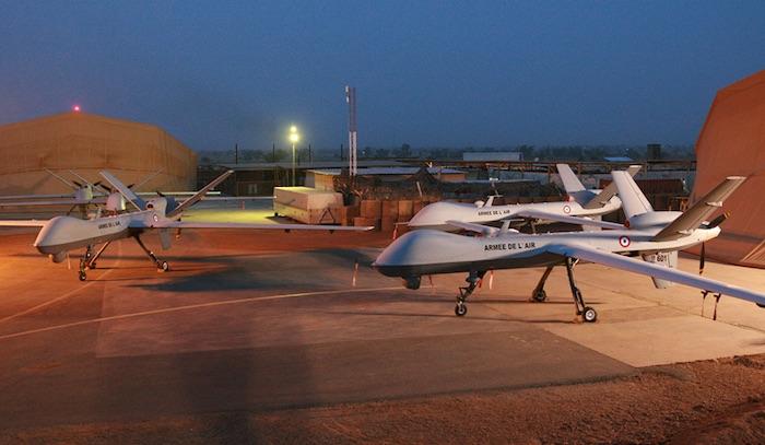 Deux drones Reaper supplémentaires pour Bakhane. Drone-10