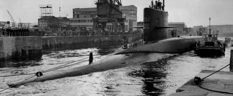 Le triomphant SMLE  : 20 ans de dissuasion nucléaire Red10