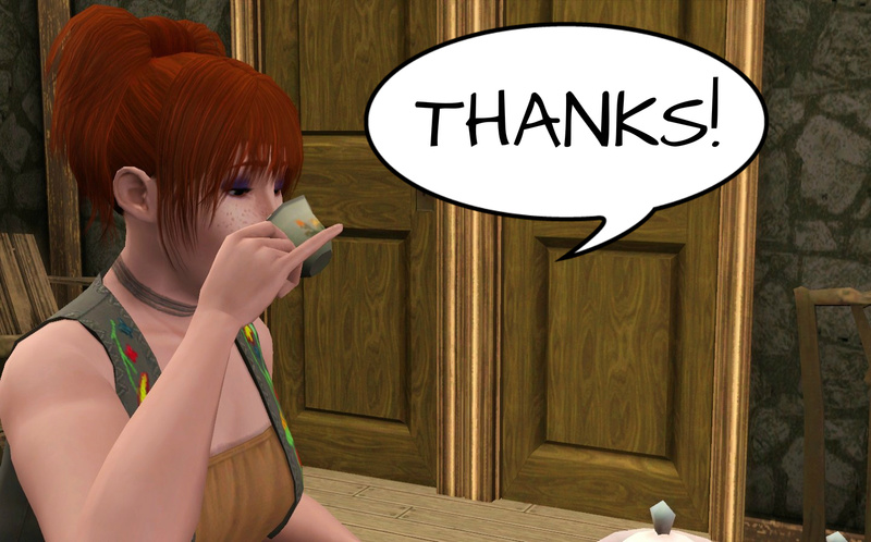 Has anyone filled out the survey that The Sims team has released through twitter? Screen10