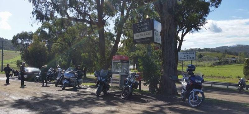 Mid Week Ride - Dixons Creek Image27