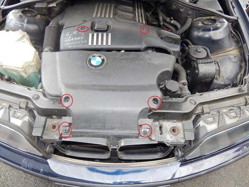 [ BMW E46 320D M47 an 1998 ] Remplacement du galet tendeur (résolu) 110