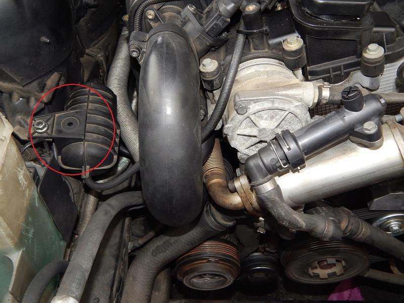 [ BMW E46 320d M47 an 1998 ] problème forte odeur clim (résolu) 411