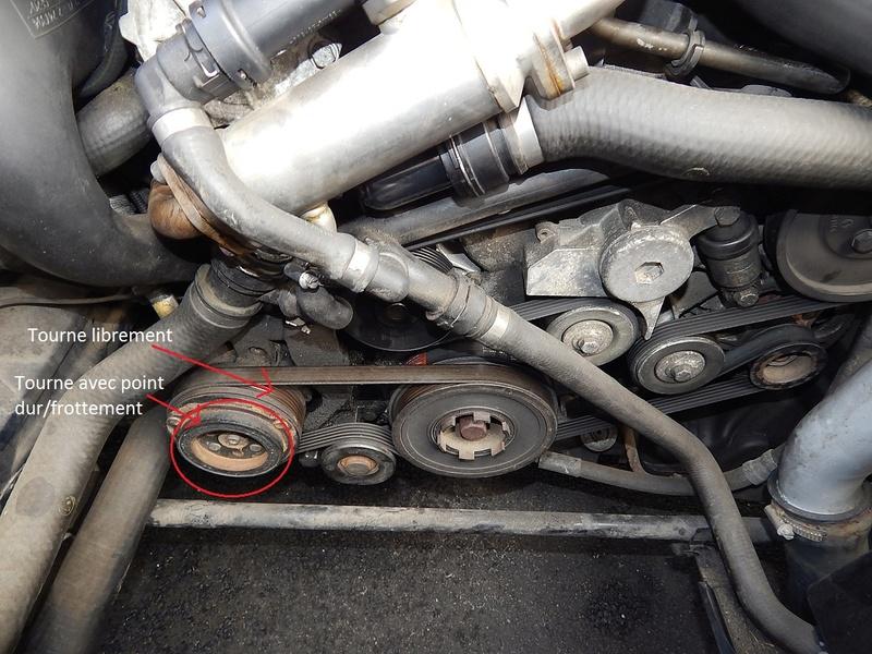 [ BMW E46 320d M47 an 1998 ] problème forte odeur clim (résolu) Dscn4518
