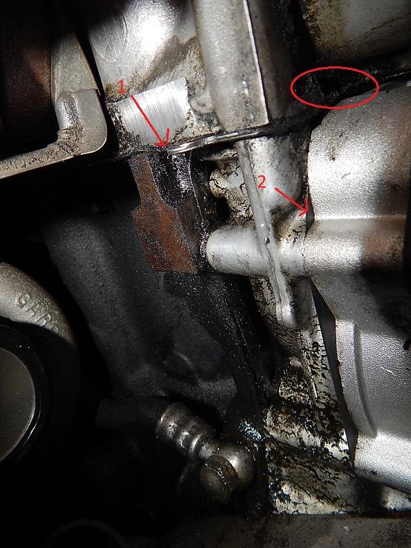 [ BMW E46 320d M47 an 1998 ] Perte ou consommation de LDR Dscn4815