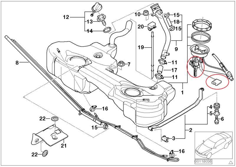 [ BMW E46 320d M47 an 1998 ] Problème aiguille carburant Reserv12