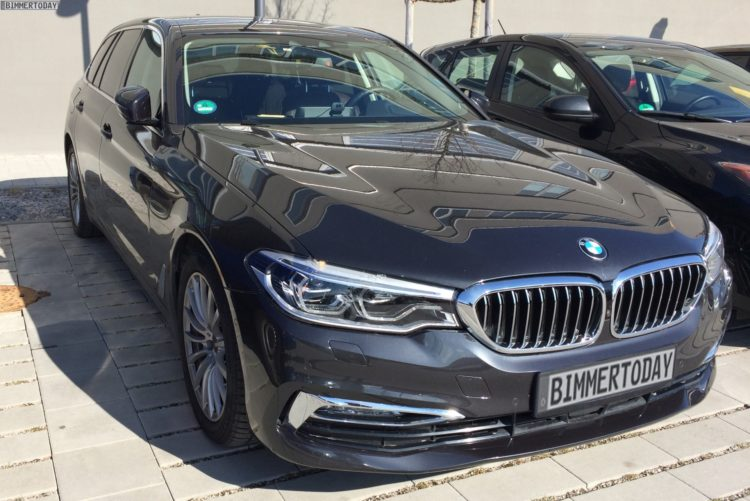 2016 - [BMW] Série 5 Berline & Touring [G30/G31] - Page 27 2017-b10