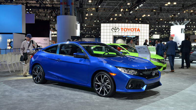 2015 - [Honda] Civic USA / Asia - Page 4 2017-h18