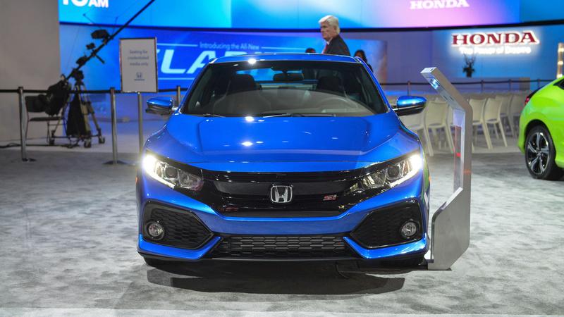 2015 - [Honda] Civic USA / Asia - Page 4 2017-h19