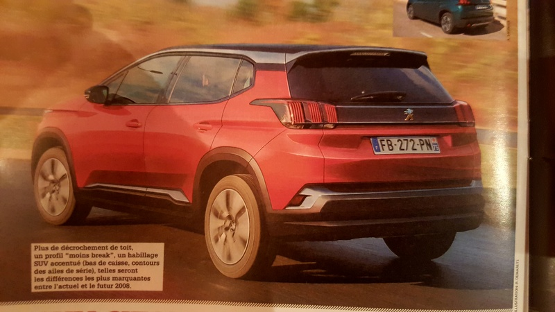 2019 - [Peugeot] 2008 II [P24] - Page 2 20170211