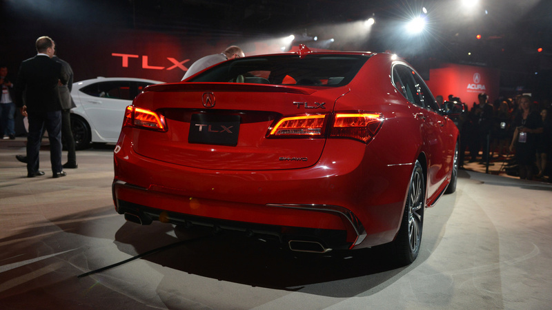 2014 - [Acura] TLX - Page 2 2018-a38
