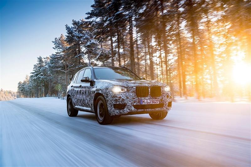 2016 - [BMW] X3 [G01] - Page 6 2018-b11