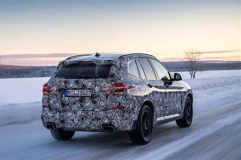 2016 - [BMW] X3 [G01] - Page 6 2018-b15