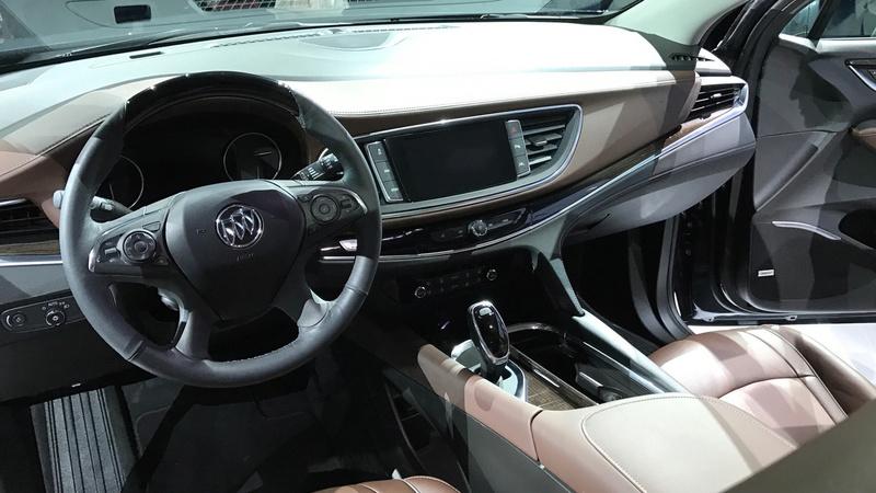 2017 - [Buick] Enclave II 2018-b28