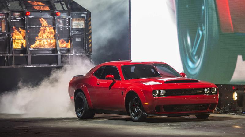 2014 - [Dodge] Challenger SRT - Page 3 2018-d12