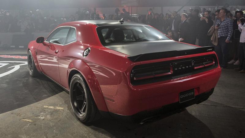 2014 - [Dodge] Challenger SRT - Page 3 2018-d15
