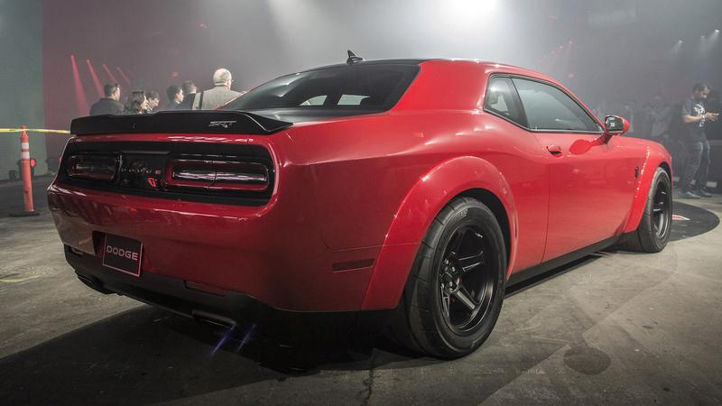 2014 - [Dodge] Challenger SRT - Page 3 2018-d16