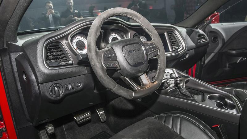 2014 - [Dodge] Challenger SRT - Page 3 2018-d17