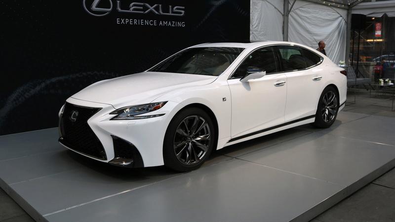 2016 - [Lexus] LS  - Page 4 2018-l25