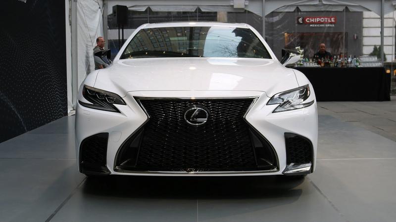 2016 - [Lexus] LS  - Page 4 2018-l26