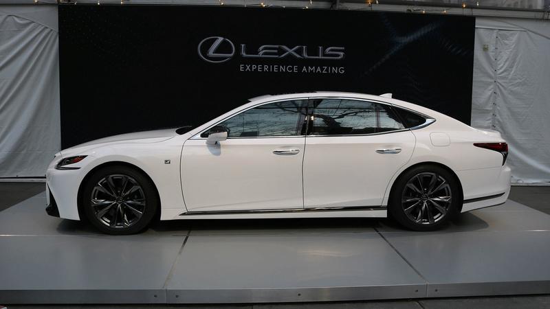 2016 - [Lexus] LS  - Page 4 2018-l27