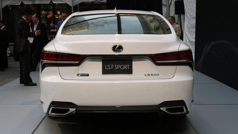 2016 - [Lexus] LS  - Page 4 2018-l29
