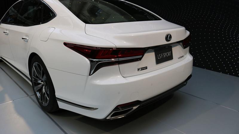 2016 - [Lexus] LS  - Page 4 2018-l30