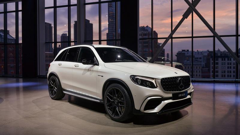 2015 - [Mercedes] GLC (GLK II) [X205] - Page 16 2018-m16