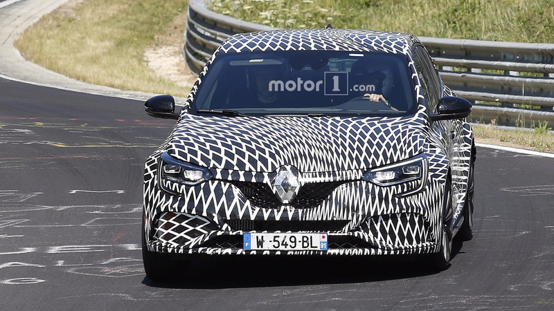 2017 - [Renault] Megane IV R.S. - Page 12 2018-r12